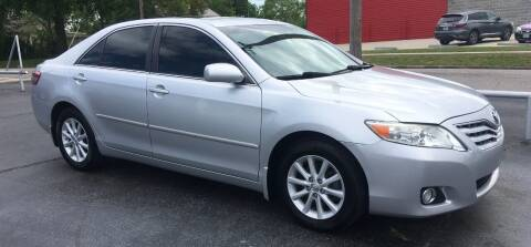 2011 Toyota Camry for sale at G L TUCKER AUTO SALES in Joplin MO