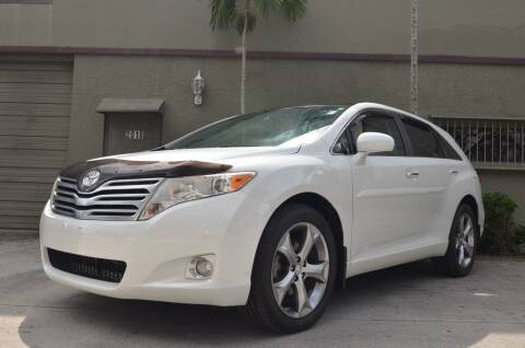 2011 Toyota Venza for sale at ALWAYSSOLD123 INC in North Miami Beach FL