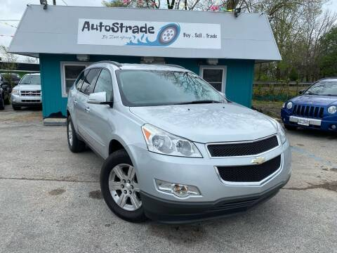 2012 Chevrolet Traverse for sale at Autostrade in Indianapolis IN