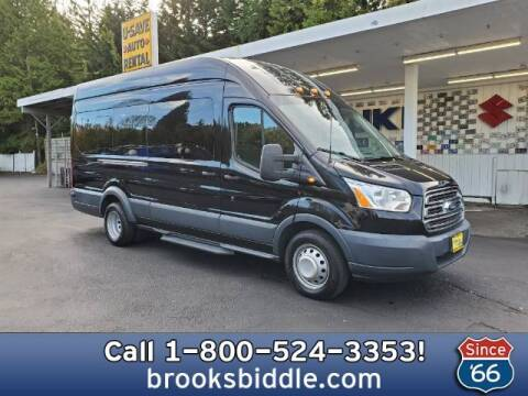 2016 Ford Transit Passenger for sale at BROOKS BIDDLE AUTOMOTIVE in Bothell WA