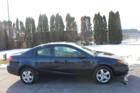 2007 Saturn Ion for sale at D & B Auto Sales LLC in Washington Township MI
