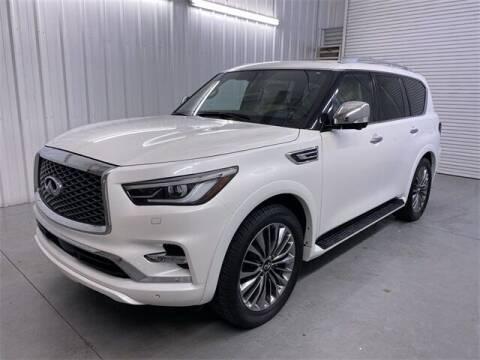 2021 Infiniti QX80 for sale at JOE BULLARD USED CARS in Mobile AL