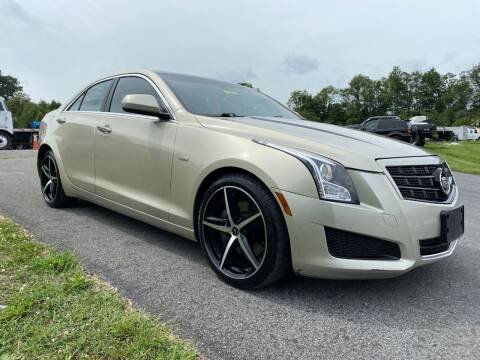 2013 Cadillac ATS for sale at Variety Auto Sales in Abingdon VA