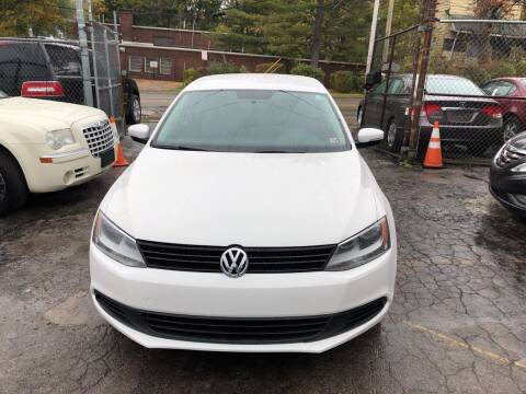 2011 Volkswagen Jetta for sale at Six Brothers Auto Sales in Youngstown OH