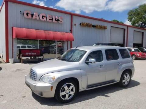 2009 Chevrolet HHR for sale at Gagel's Auto Sales in Gibsonton FL