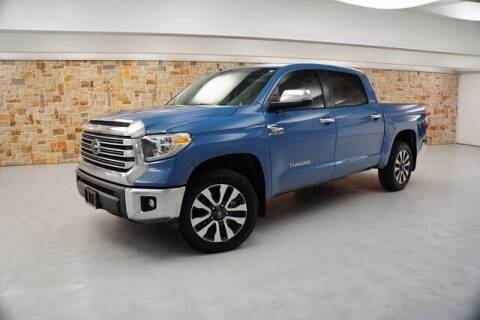 2019 Toyota Tundra for sale at Jerry's Buick GMC in Weatherford TX
