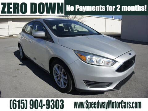 2018 Ford Focus for sale at Speedway Motors in Murfreesboro TN