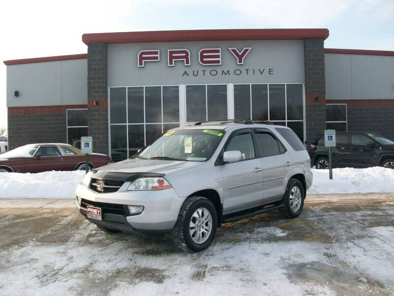 2003 Acura MDX for sale at Frey Automotive in Muskego WI