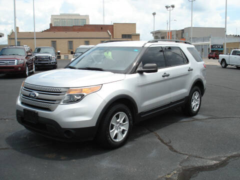 2013 Ford Explorer for sale at Shelton Motor Company in Hutchinson KS