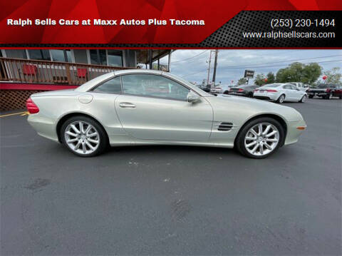 2003 Mercedes-Benz SL-Class for sale at Ralph Sells Cars at Maxx Autos Plus Tacoma in Tacoma WA
