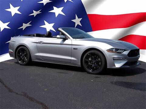 2020 Ford Mustang for sale at Gentilini Motors in Woodbine NJ
