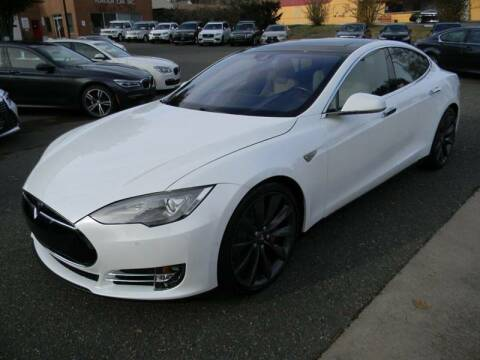 2015 Tesla Model S for sale at Platinum Motorcars in Warrenton VA