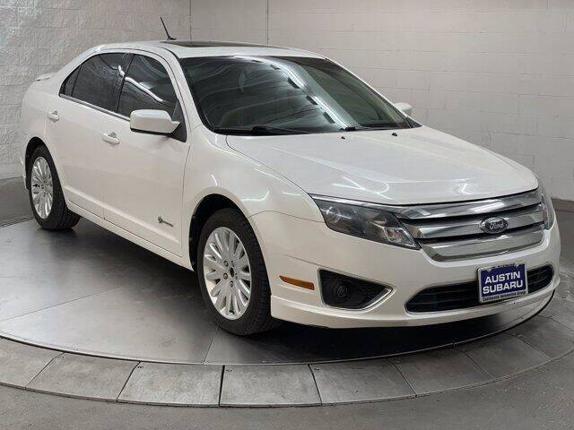 2010 Ford Fusion Hybrid for sale in Austin, TX