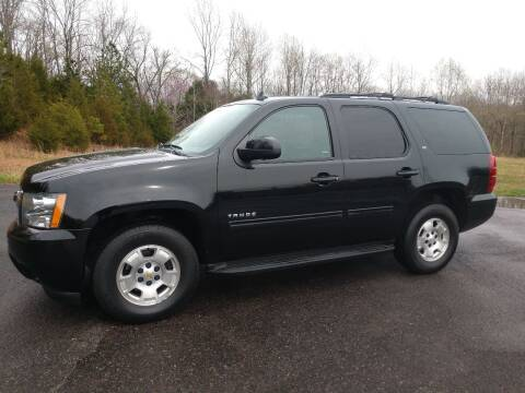 2013 Chevrolet Tahoe for sale at CARS PLUS in Fayetteville TN