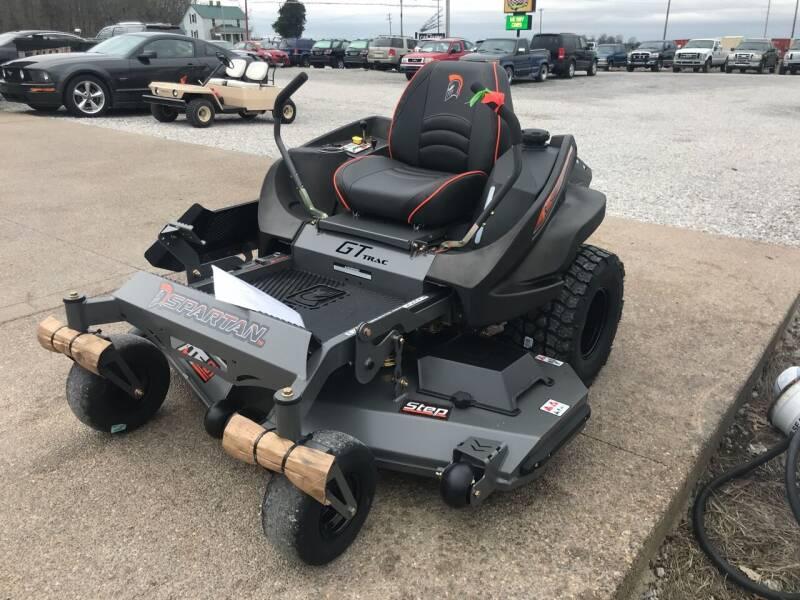 2020 Spartan RZ-PRO for sale at Family Car Farm - Spartman Mowers/Farm Equipment in Princeton IN