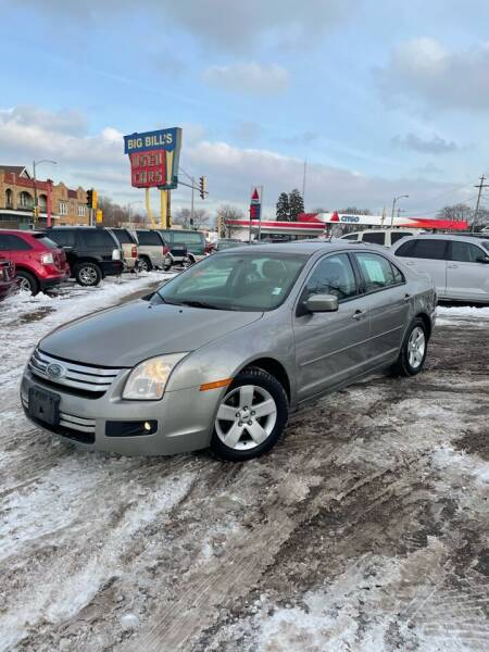 2008 Ford Fusion for sale at Big Bills in Milwaukee WI