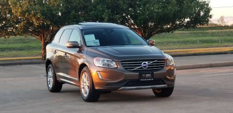 2015 Volvo XC60 for sale at America's Auto Financial in Houston TX