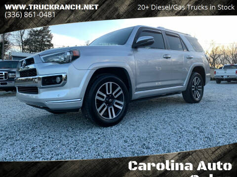 2014 Toyota 4Runner for sale at Carolina Auto Sales in Trinity NC