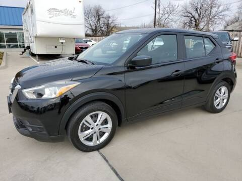 2020 Nissan Kicks for sale at Kell Auto Sales, Inc - Grace Street in Wichita Falls TX