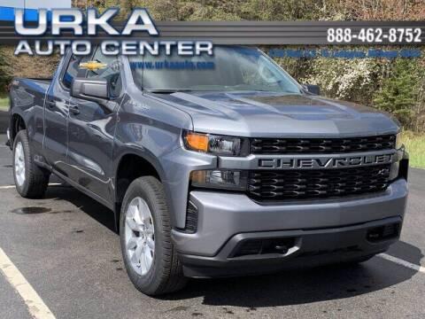 2021 Chevrolet Silverado 1500 for sale at Urka Auto Center in Ludington MI