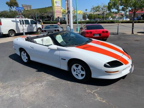 1997 Chevrolet Camaro for sale at Corvette Specialty by Dave Meyer in San Diego CA