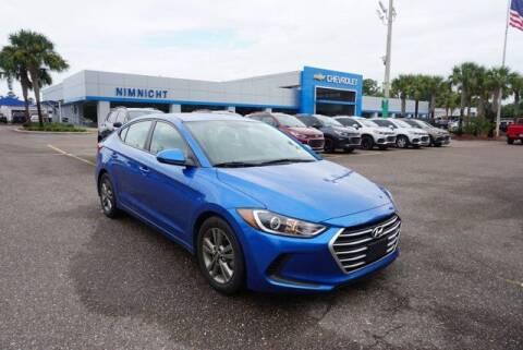 2018 Hyundai Elantra for sale at WinWithCraig.com in Jacksonville FL