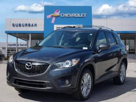 2014 Mazda CX-5 for sale at Suburban Chevrolet of Ann Arbor in Ann Arbor MI