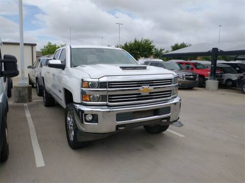 2017 Chevrolet Silverado 2500HD for sale at Excellence Auto Direct in Euless TX