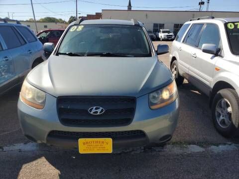 2008 Hyundai Santa Fe for sale at Brothers Used Cars Inc in Sioux City IA