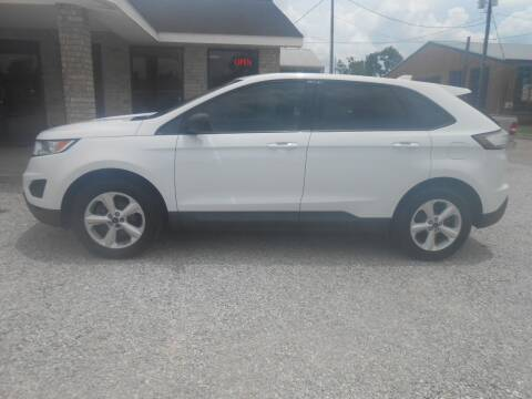 2015 Ford Edge for sale at RANDY'S AUTO SALES in Oakdale LA
