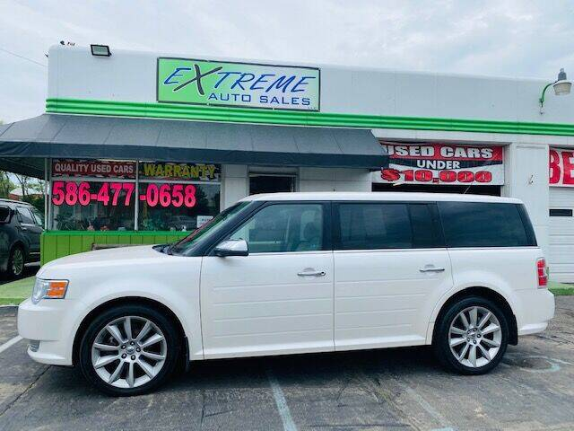 2010 Ford Flex for sale at Extreme Auto Sales in Clinton Township MI