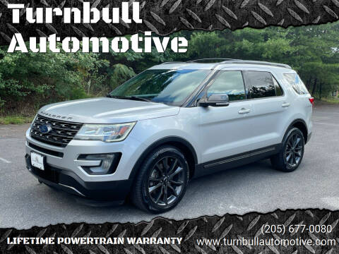 2017 Ford Explorer for sale at Turnbull Automotive in Homewood AL