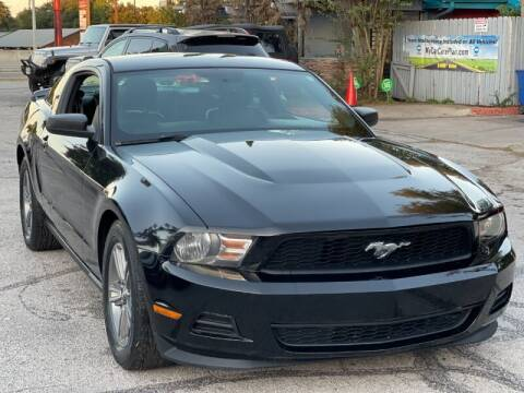 2011 Ford Mustang for sale at AWESOME CARS LLC in Austin TX