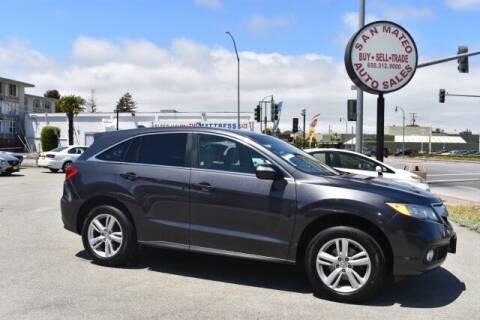 2015 Acura RDX for sale at San Mateo Auto Sales in San Mateo CA