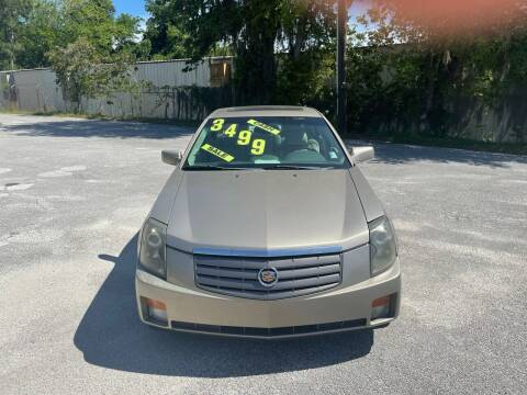2003 Cadillac CTS for sale at Louie's Auto Sales in Leesburg FL