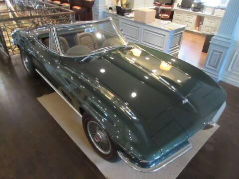 1967 Chevrolet Corvette for sale at Island Classics & Customs in Staten Island NY