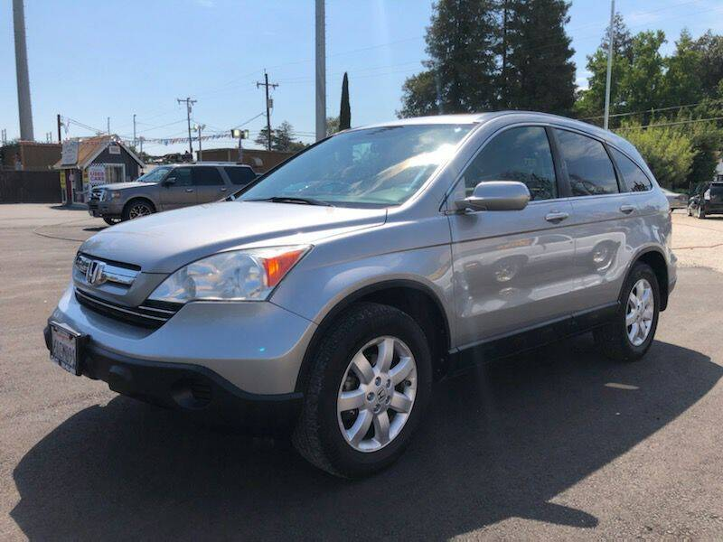 2007 Honda CR-V for sale at C J Auto Sales in Riverbank CA