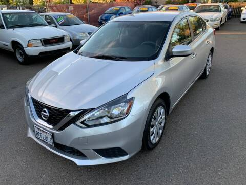 2018 Nissan Sentra for sale at C. H. Auto Sales in Citrus Heights CA