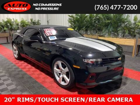 2015 Chevrolet Camaro for sale at Auto Express in Lafayette IN