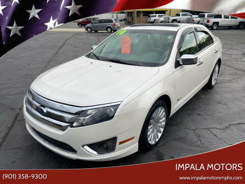 2010 Ford Fusion Hybrid for sale at IMPALA MOTORS in Memphis TN