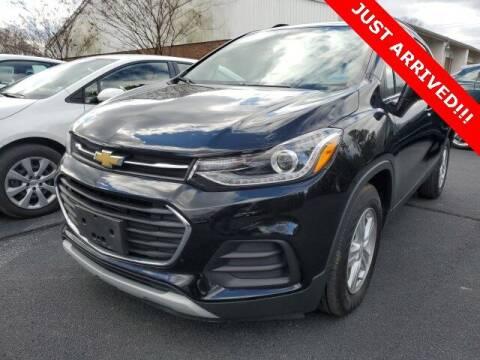 2019 Chevrolet Trax for sale at Impex Auto Sales in Greensboro NC
