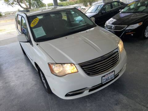 2011 Chrysler Town and Country for sale at Sac River Auto in Davis CA