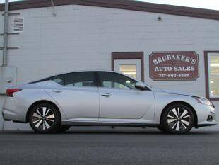 2019 Nissan Altima for sale at Brubakers Auto Sales in Myerstown PA