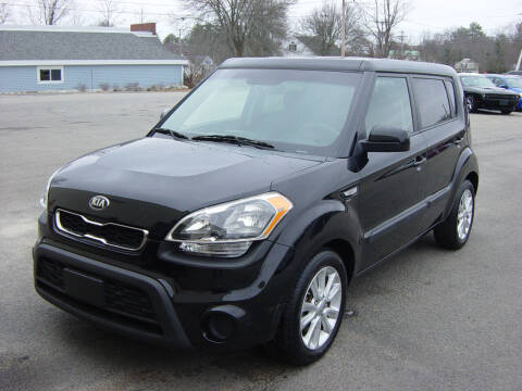 2013 Kia Soul for sale at North South Motorcars in Seabrook NH