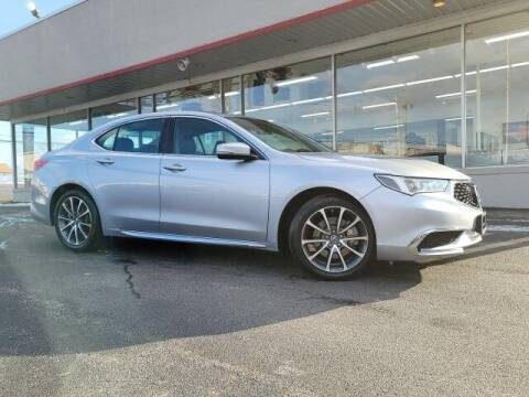 2018 Acura TLX for sale at Ron's Automotive in Manchester MD