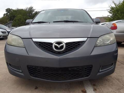 2008 Mazda MAZDA3 for sale at Auto Haus Imports in Grand Prairie TX