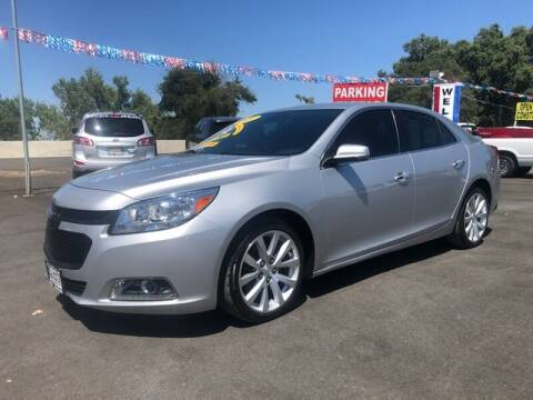 2016 Chevrolet Malibu Limited for sale at C J Auto Sales in Riverbank CA