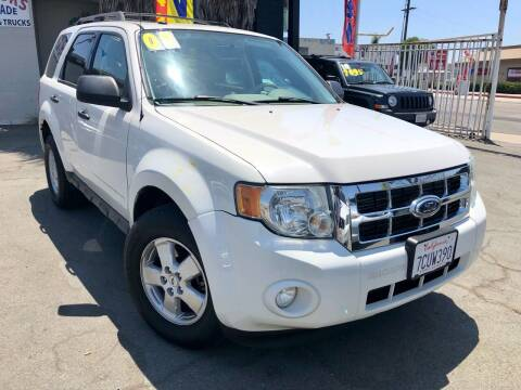 2009 Ford Escape for sale at TMT Motors in San Diego CA