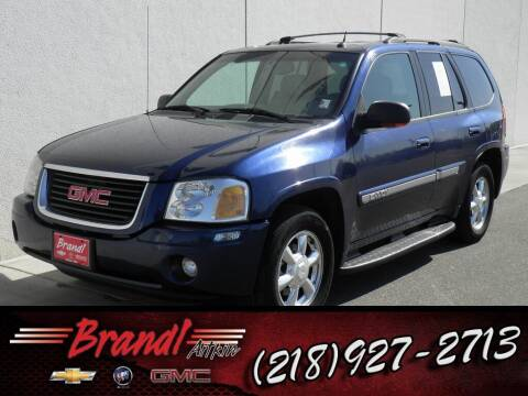 2004 GMC Envoy for sale at Brandl GM in Aitkin MN
