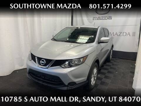 2017 Nissan Rogue Sport for sale at Southtowne Mazda of Sandy in Sandy UT